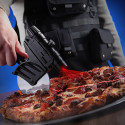 Tactical Laser Guided Pizza Slicer