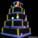 This Animated Video Game Wedding Cake Takes the Cake