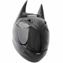 This Is A Batman Motorcycle Helmet