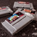 Baths Get a Level Up With Nintendo and Game Boy Cartridge Soaps