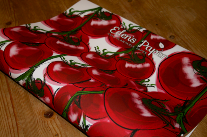 Plantable Wrapping Paper2