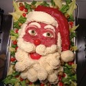 Meaty Holidays: Santa Claus Meatloaf