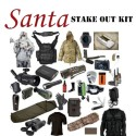 This Stake-Out Kit Has Everything You Need to Keep An Eye on Santa