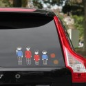 What's Klingon for Awesome? Star Trek Family Decals