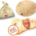 Turn Your Baby Into A Tiny Human Burrito