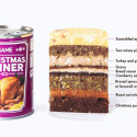 Christmas Dinner In A Can For Those Too Busy Gaming To Bother Cooking
