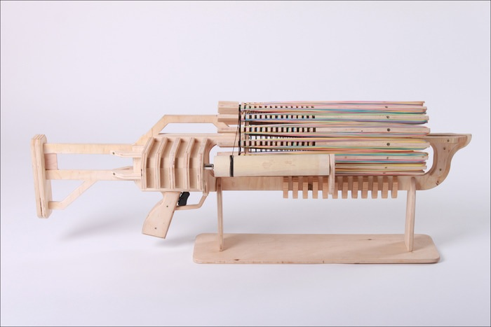 rubber-band-gun