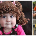 Cabbage Patch Kids Knitted Hats