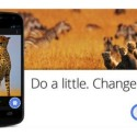 One Today by Google: Baby Steps to a Better World