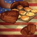 Real Men Bake: Homerun Oven Mitt