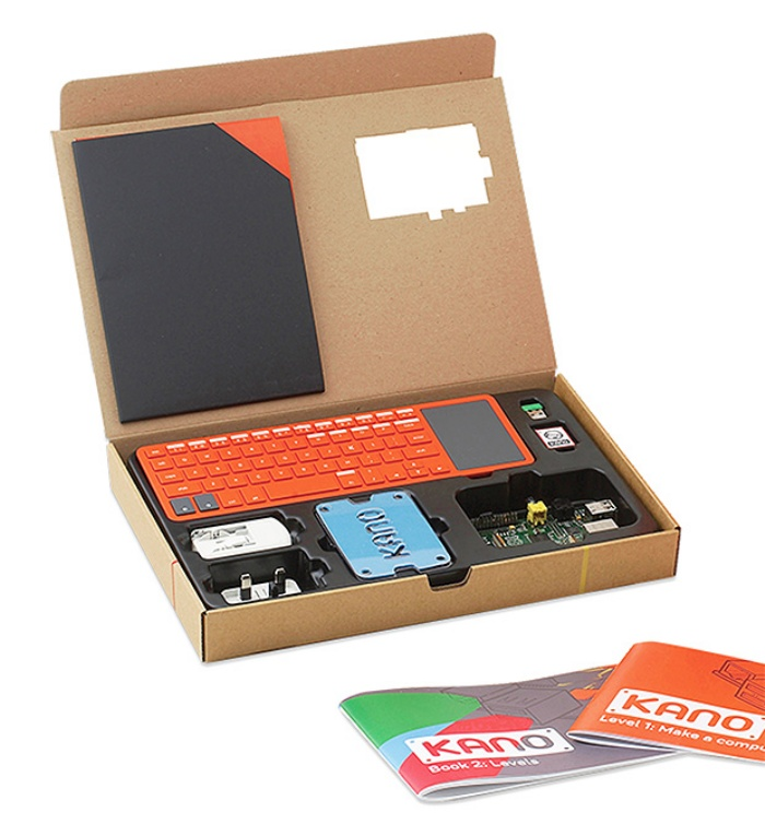 Kano DIY Computer Kit