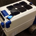 SolarCooler Keeps Drinks Cool With Sun Power