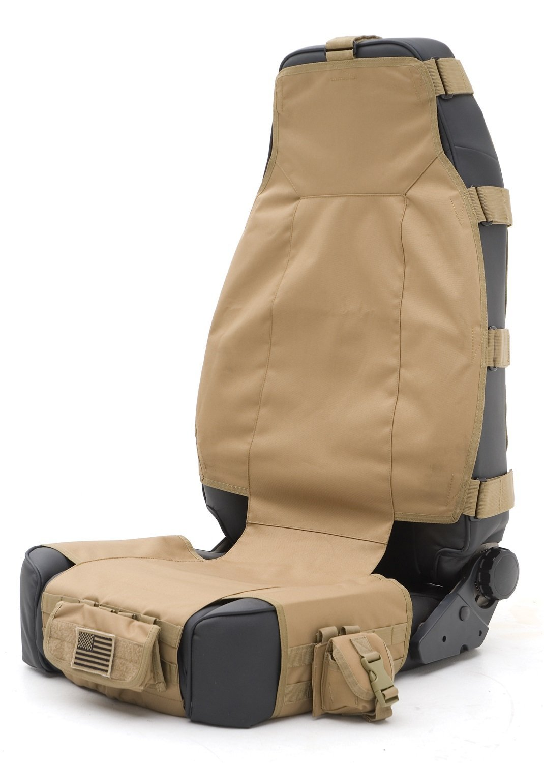 Jeep Seat Covers >> Tactical Seat Covers Will Breathe Some New Military-Flavored Life Into Your Old Beater | OhGizmo!