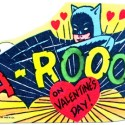 Cheesy Batman Valentines From the Past