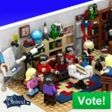 Make It Happen: 'Big Bang Theory' LEGO Set