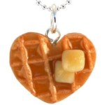 Breakfast Necklace-C