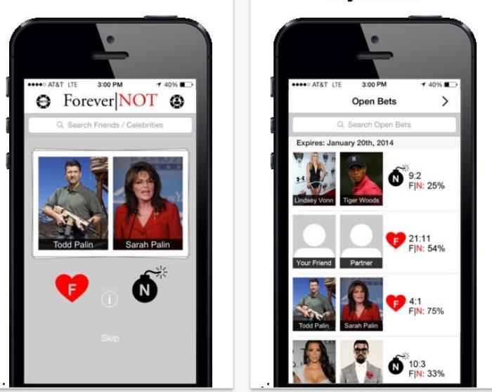 ForeverNot App