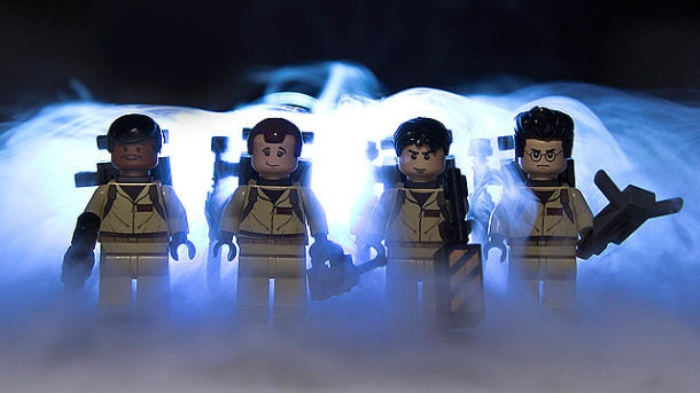 Ghostbusters LEGO1