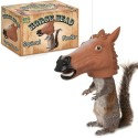 So This Exists: Horse Head Squirrel Feeder