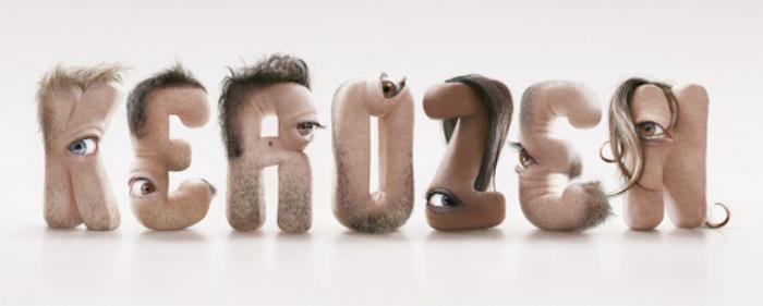 Human Type Font