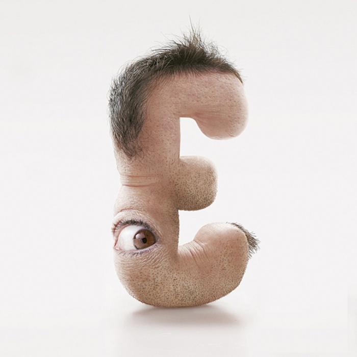 Human Type Font2