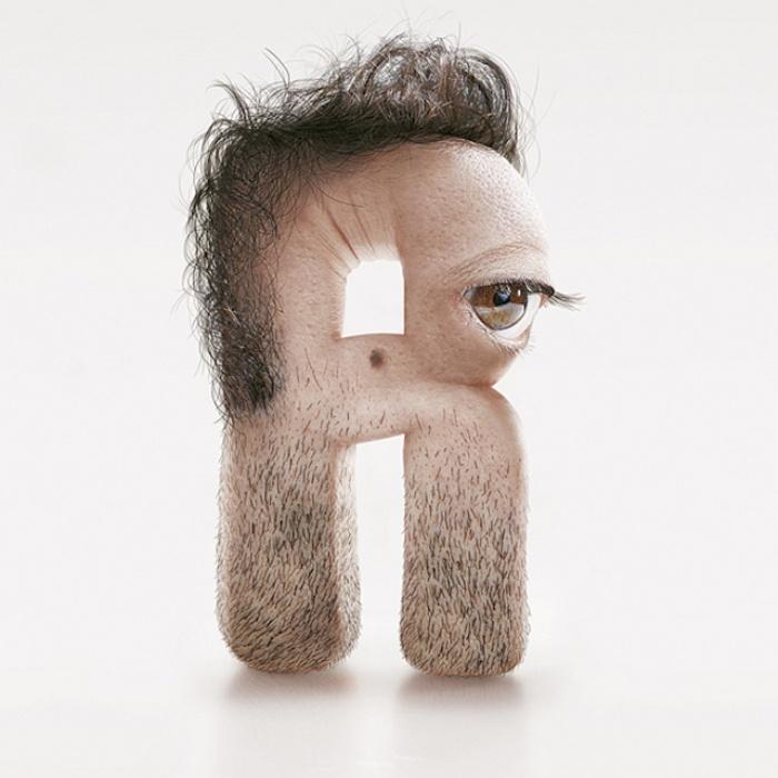 Human Type Font3
