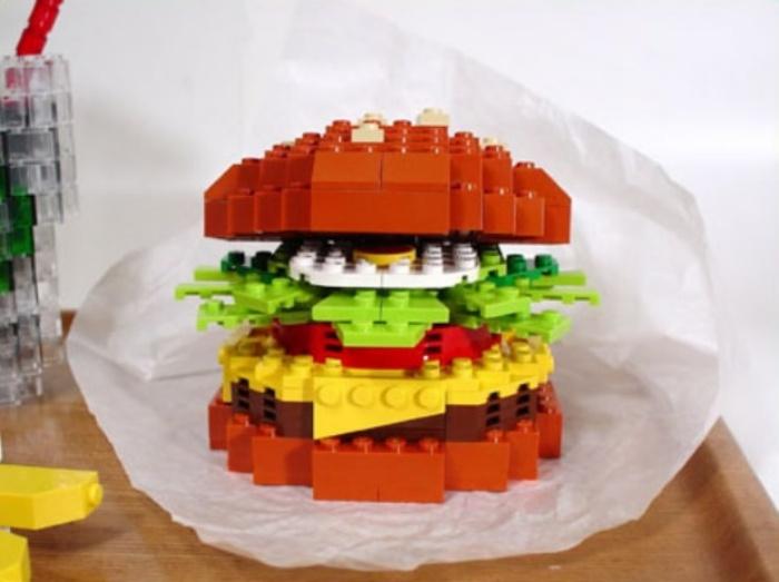 LEGO Food3