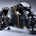 The Lotus C-01 is a Helluva Superbike