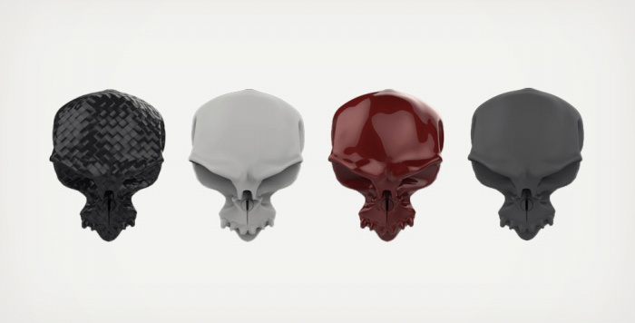 Skull Doorknob2