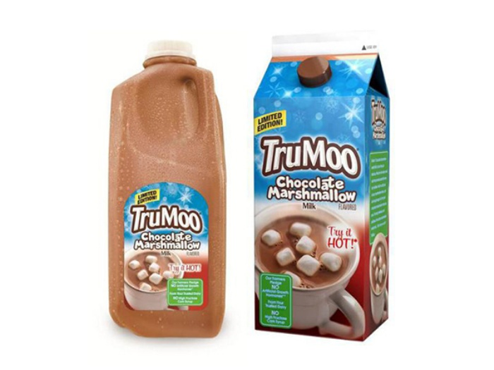 TruMoo Chocolate Marshmallow Milk