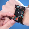 Classic Arcade Wristwatch Misses The Mark By A Hair
