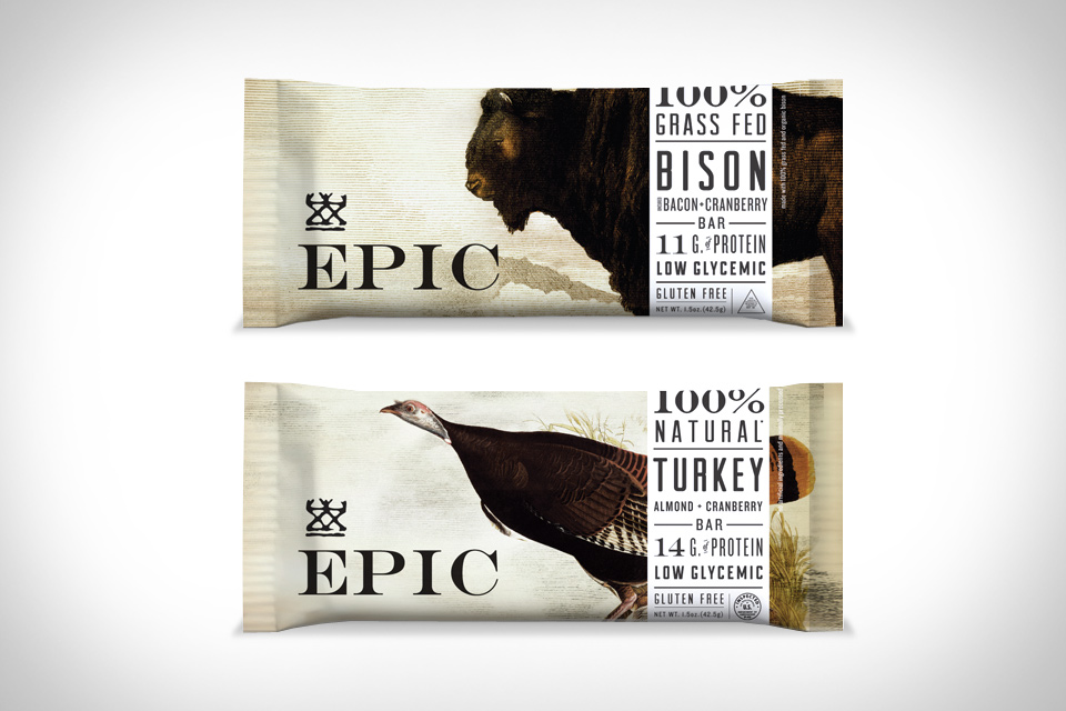 Epic Bars Ditch The Whey, Go All-Meat Instead | OhGizmo!