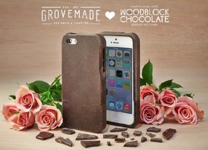 iPhone Chocolate Case