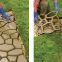 Cobblestone Mold Is Landscaping Made Easy