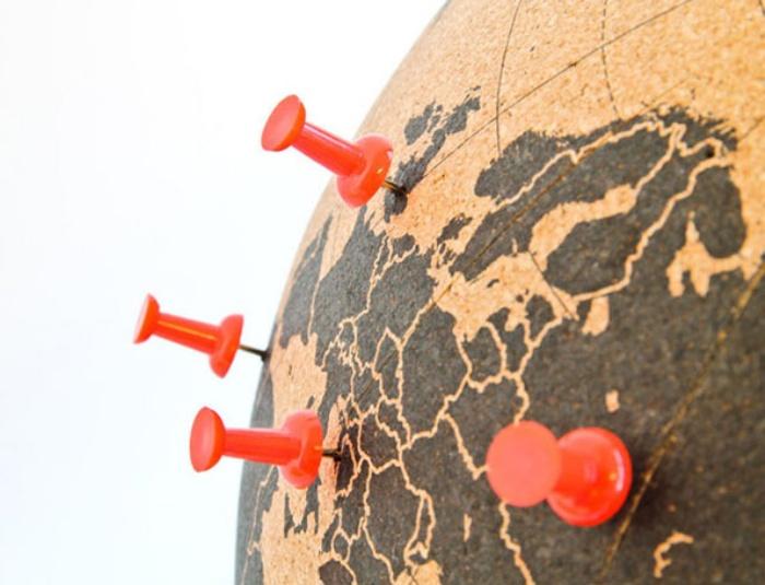 Cork Globe1