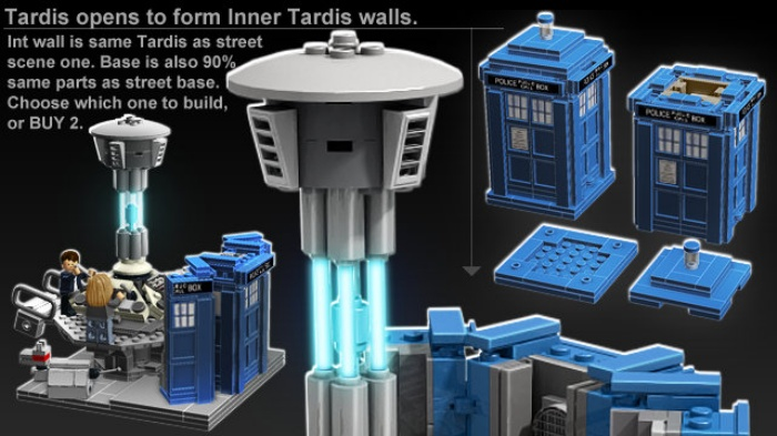 Doctor Who LEGO1