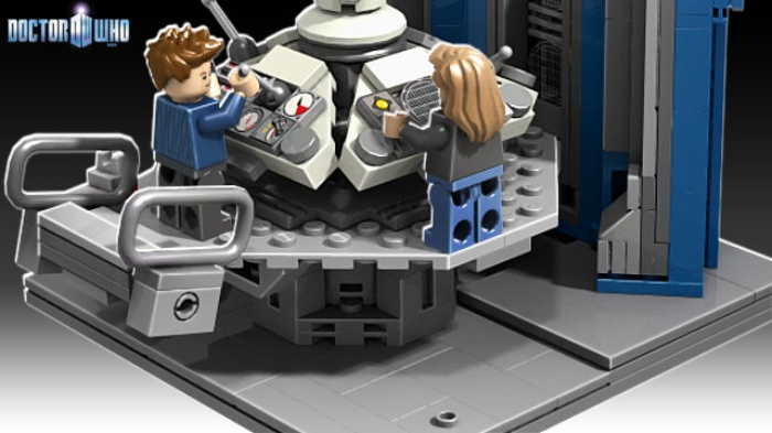 Doctor Who LEGO3