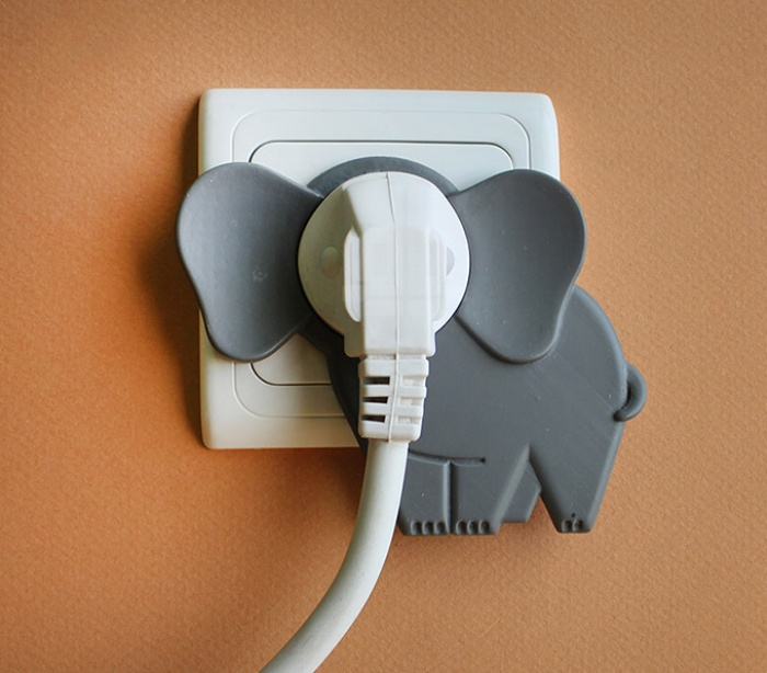 Elephant Wall Plugs