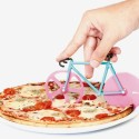Cut Your Pie In Style: Fixie Bike Pizza Cutter