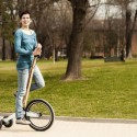 Halfbike is Essentially a Pedal-Powered Segway