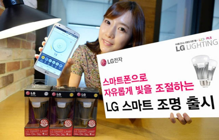 LG Smart Light Bulb