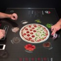Every Pizza Hut Should Have This: NFC-Enabled Tables That Let You Choose Toppings