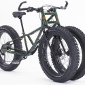 Rungu Fat Trike is Perfect For Loose Terrain