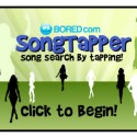Songtapper: Find the Name of That Song By Tapping
