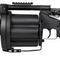 If It's Firepower You Want, This Airsoft Grenade Launcher Has You Covered