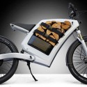 Feddz E-Bike Trades Bulky Gas Engine For Storage Space