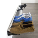 Cool Horizontal Shoe Rack