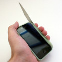 Your iPhone Case, Now With 100% More Folding Knife