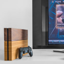 Wood Veneer Cover For Your PS4