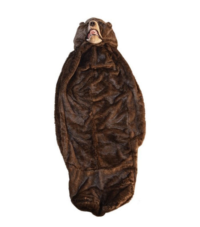 Bear Sleeping Bag1